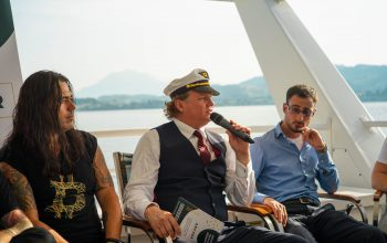 Anchor and Michael Nye Co-host Captivating Panel and Boat Party During Crypto Valley Week