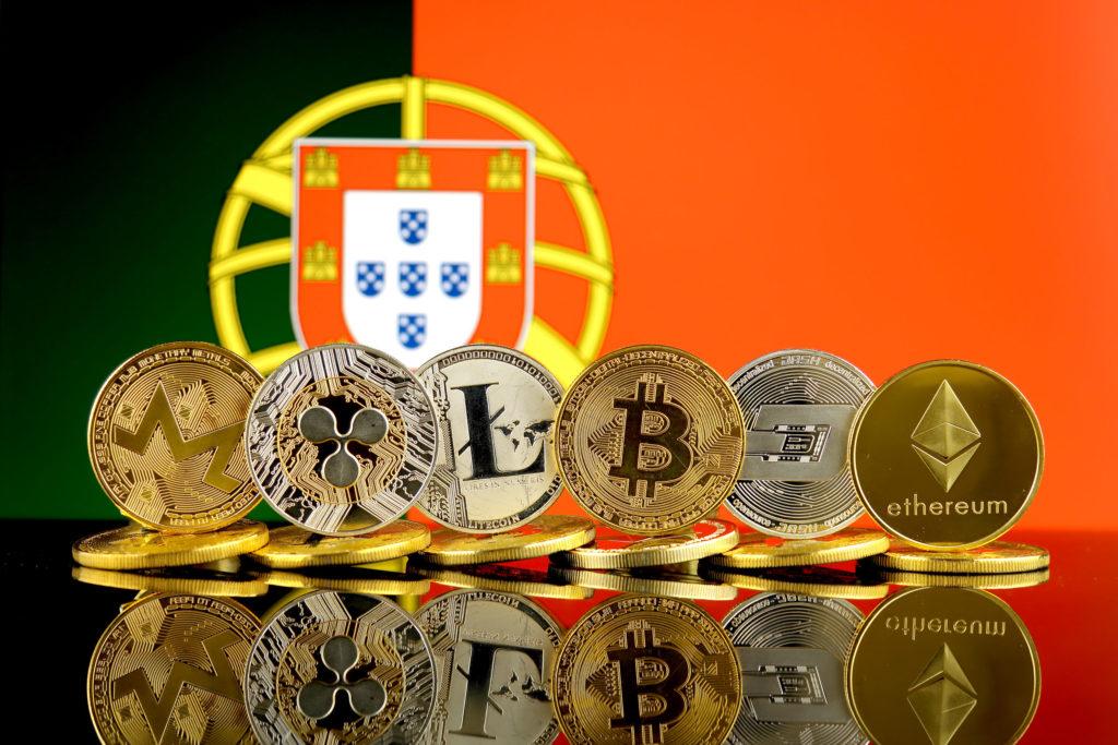 Cryptocoins & Portuguese fla