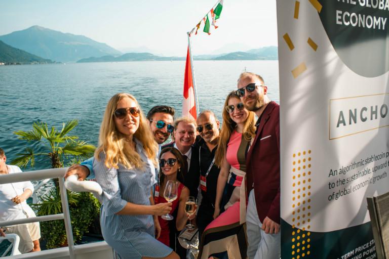 Anchor Zug Switzerland Yacht Party
