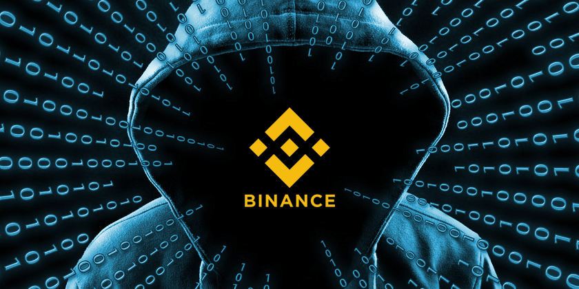 Binance Hack Anonymous