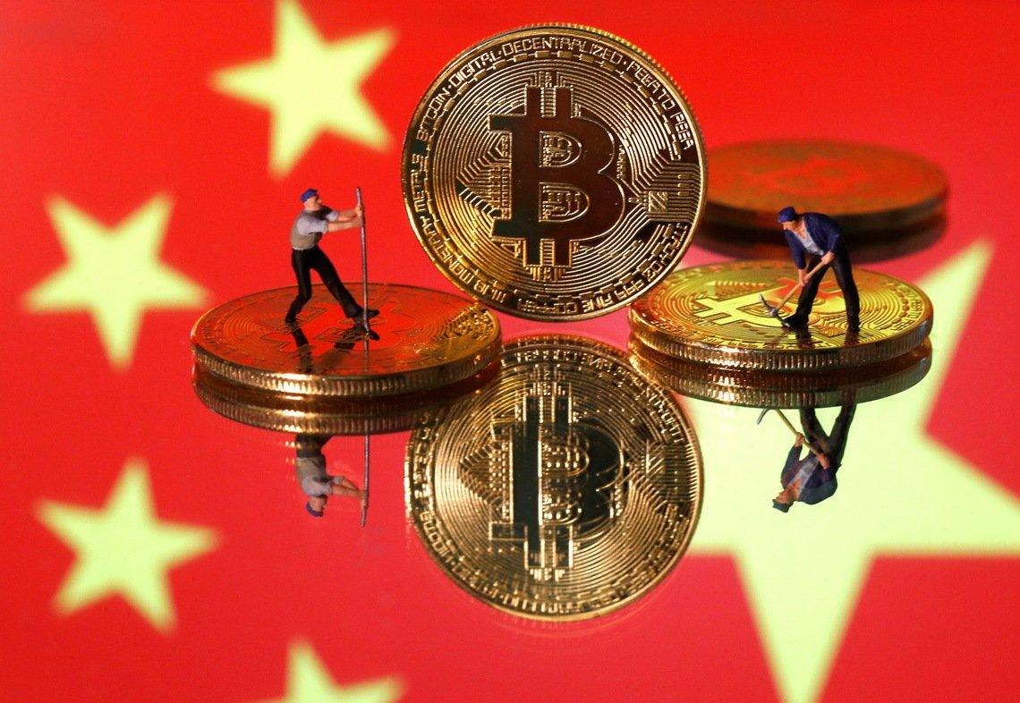 China Cryptocurrency Bitcoin