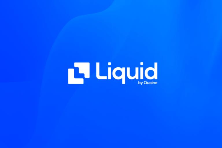 liquid crypto exchange logo