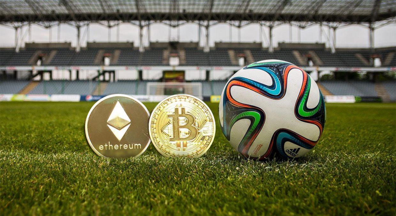 Ether Bitcoin Football