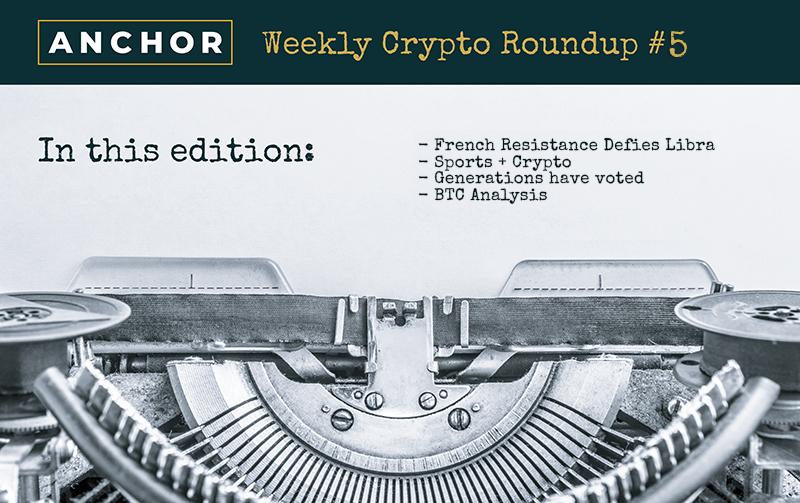 Crypto Roundup 5