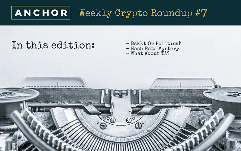 Anchor Weekly Crypto Roundup 7 cover photo
