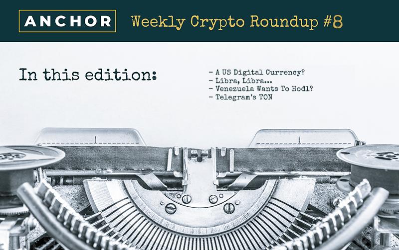 Crypto Roundup 8