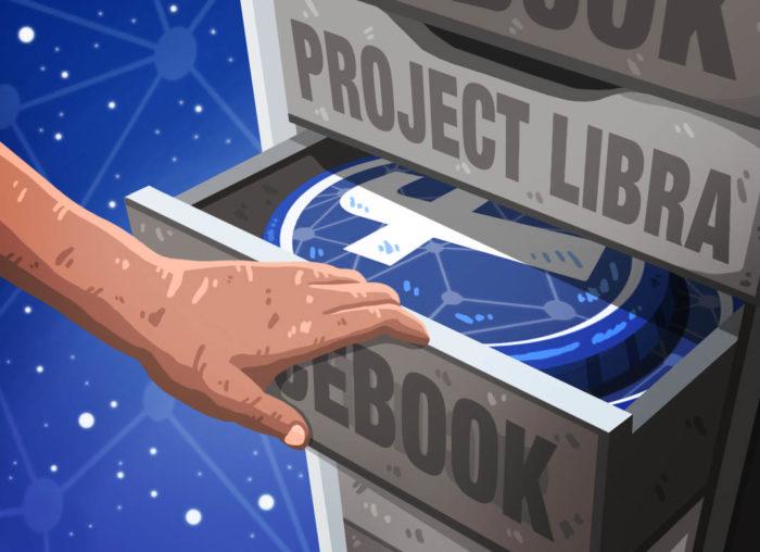Facebook Libra Drawer