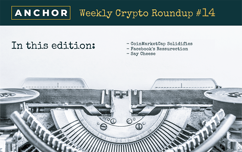 Crypto Roundup 14