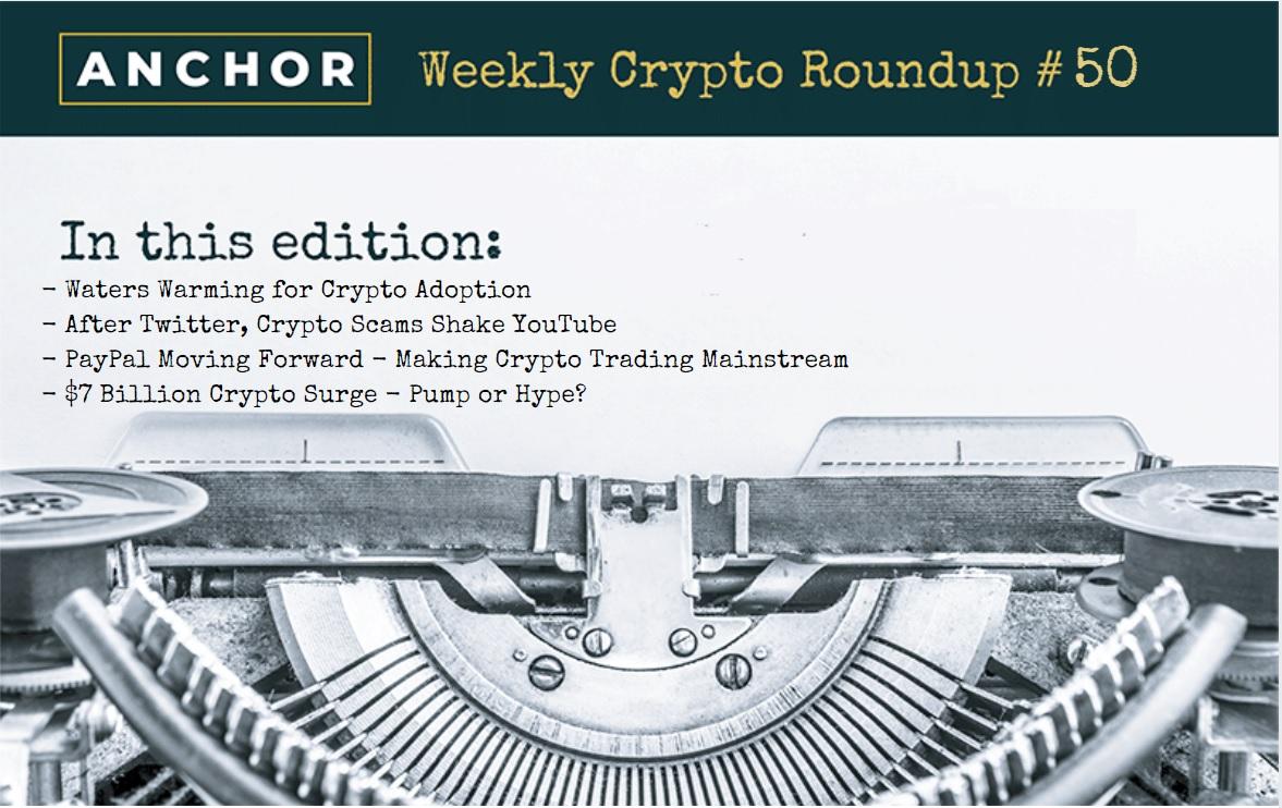 Crypto Roundup 50