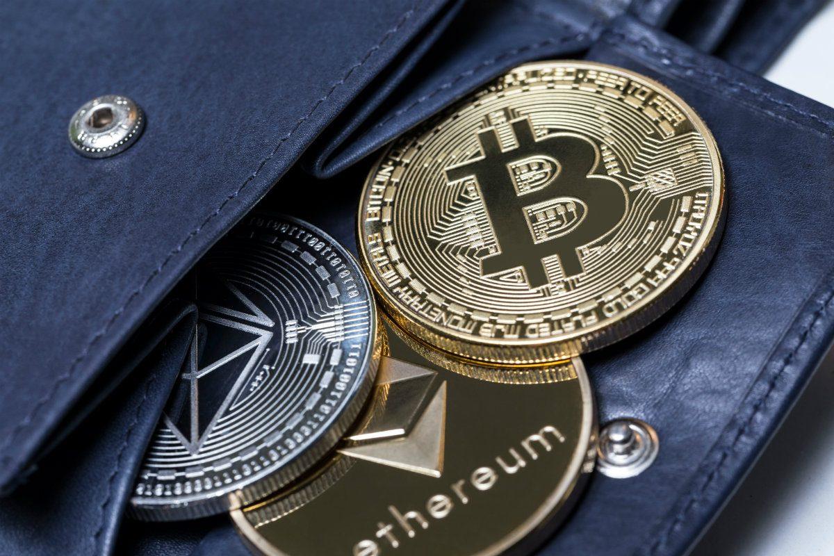 crypto wallet bitcoin ethereum
